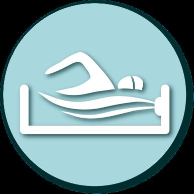 TidalFit zwemspa