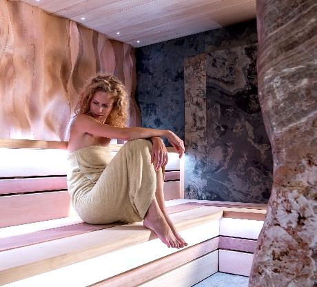 Professionele sauna's